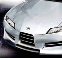 Could this be the new Toyota Supra?