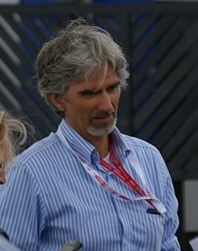 Damon Hill - image courtesy of Flickr user big-ashb