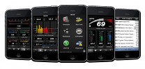 DashCommand app, for PLX OBD-II diagnostic devices for Android and iPhone