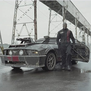 Death Race Mustang Makes Top Badass Movie Car List