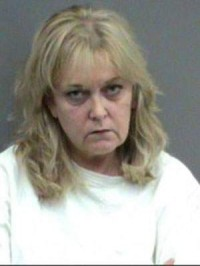 Debra Oberlin. Photo via Gainesville Police Department.