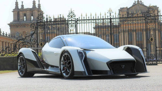 Singapore's Dendrobium electric supercar to be built in UK