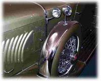 Deusenberg T Murphy Roadster