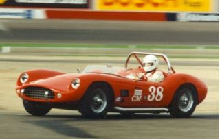 Devin SS Racing