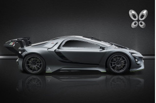 Dianchè Bertone BSS GT One