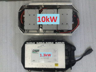 DigiNow Supercharger v2 fast-charging system for electric motorcycles