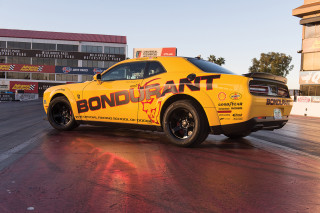 Dodge-SRT Bondurant Drag Racing School for Demon owners