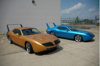 Hpp Goes Retro With Dodge Daytona And Plymouth Superbird