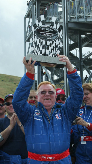 Legendary car racing entrepreneur Don Panoz dies