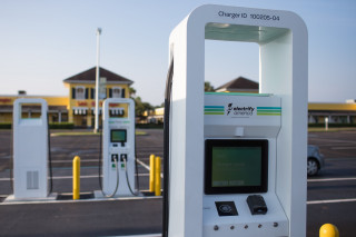 Electrify America lays out plans for second round of chargers in California