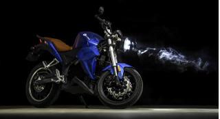 Evoke Urban Classic electric motorcycle