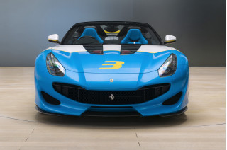 Ferrari builds bespoke SP3JC roadster on bones of F12 tdf