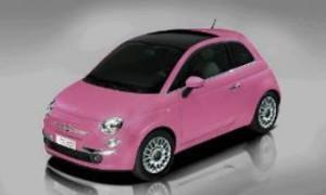 Fiat 500 'So Pink'