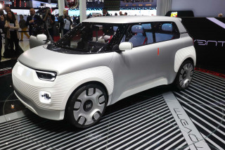 Fiat Concept Centoventi electric car opens Mopar toolbox, looks beyond 500e
