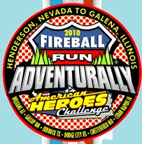 Social Car News Goes LIVE To The Fireball Run Adventurally