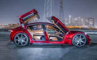 Fisker gets Caterpillar investment for solid-state battery tech