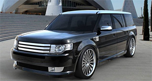 Ford Flex By Catalyst