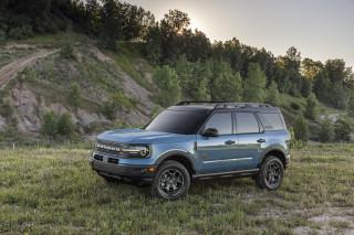 2022 Ford Bronco Sport