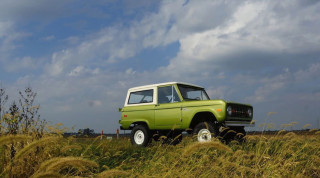 Illinois company licensed to build original Ford Broncos