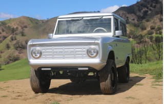Zero Labs Automotive electric Ford Bronco