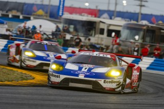 Breakthroughs in racing helps speed up car development at Ford