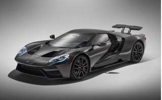 2020 Ford GT Liquid Carbon Edition