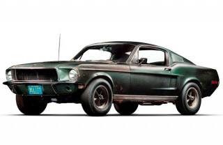 What's next for the original 'Bullitt' Mustang?