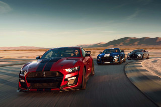 Ford will honor your 2020 Mustang Shelby GT500 warranty if you take it to a racetrack