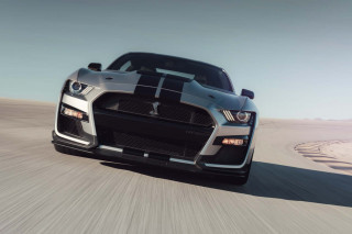 Ford has no interest in setting record lap times with 2020 Mustang Shelby GT500