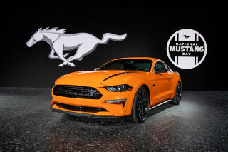 2020 Ford Mustang 2.3L High Performance, 2019 New York International Auto Show