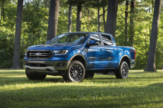 2020 Ford Ranger FX2
