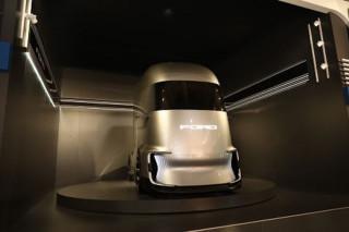 Ford Trucks F-Vision Future Truck concept