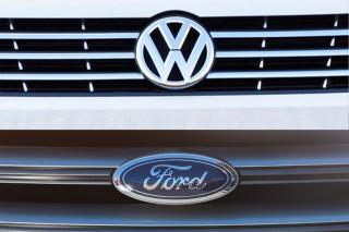 Ford-VW Logos