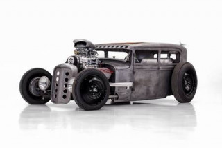 1930 Ford Model A hot rod roars into Barrett-Jackson for auction