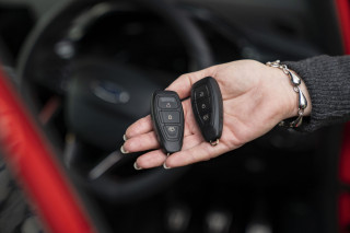 New Ford key fobs with anti-hack protection