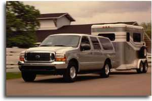 Buyers love bronto-sized SUVs like the Ford Excursion now, but what happens at $3 a gallon?