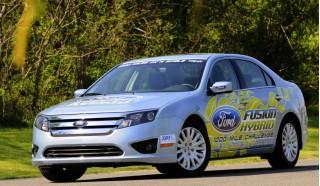 Fusion Hybrid 1,000 Mile Challenge