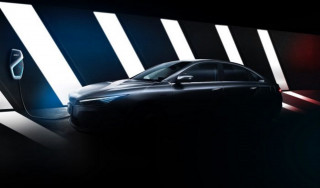 Geely GE11 concept sneak peak