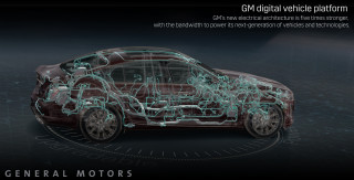 General Motors next-generation electrical platform