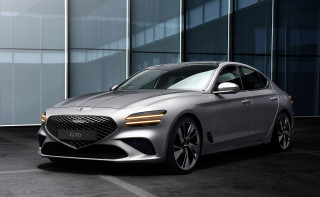 Refreshed 2022 Genesis G70 price increase to $38,570 includes more features and trims
