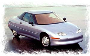 Will GM's electric EV1 ever match up to its gas counterparts?
