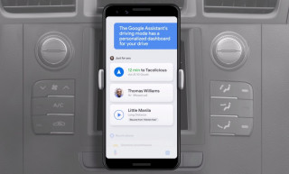 Google Assistant Drive Mode