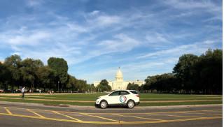 Groupe PSA starts its Free2Move car sharing service in Washington, DC