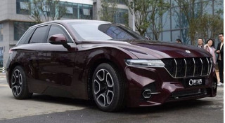 Grove Hydrogen Automotive fuel-cell car