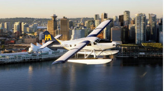 First all-electric airline could soar with converted old seaplanes