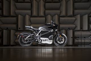 Hushed hog: Harley-Davidson introduces electric Livewire motorcycle