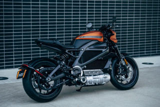 Harley-Davidson Livewire electric motorcycle to go into production