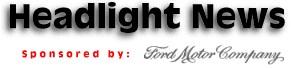 Headlight News Ford Banner
