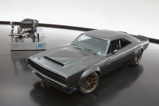 Mopar ready to stomp the competition with 1,000-horsepower Hellephant crate engine