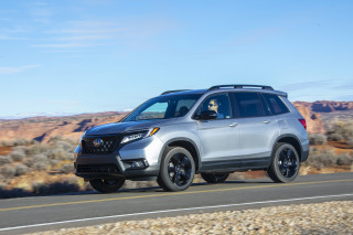 2021 Honda Passport Photos